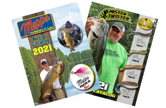 Mepps Master Catalog & Mister Twister Tackle Catalog