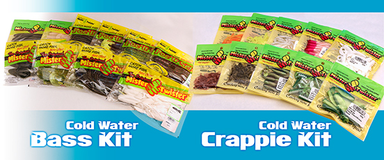 Coldwater Kits from Mister Twister