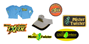 50% off Classic Mister Twister Gear