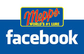 Mepps on Facebook