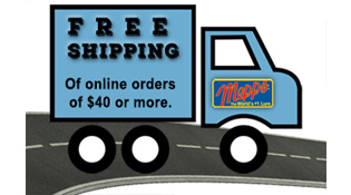 $40+ Orders Earn FREE Shipping