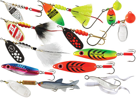 Special offer mepps canada fishing adventure pack for Mepps fishing lures