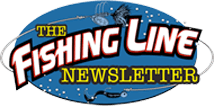 The Fishing Line Newsletter Logo