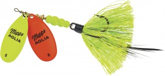 Featured Lure: Double Blade Aglia Spinner