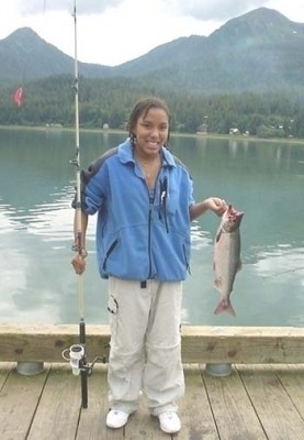 Photo of Alicia Mae's 11/30/-1 Salmon, Pink
