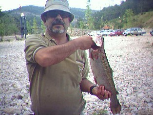 Photo of kilinc's 2/2/07 Trout, Rainbow
