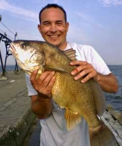 Photo of Adam's 6/17/06 Freshwater Drum