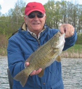 Photo of Mike 's 5/23/08 Bass, Smallmouth