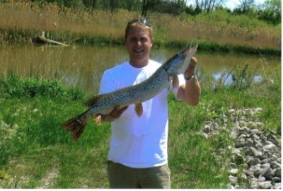 Photo of Mark's 9/2/08 Pike, Northern