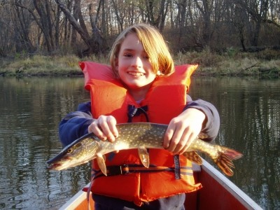 Photo of Amber's 11/8/09 Pike, Northern
