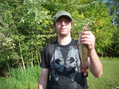 Photo of Jared's 5/22/10 Bullhead Catfish