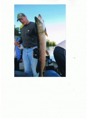 Photo of Tom's 8/21/09 Pike, Northern