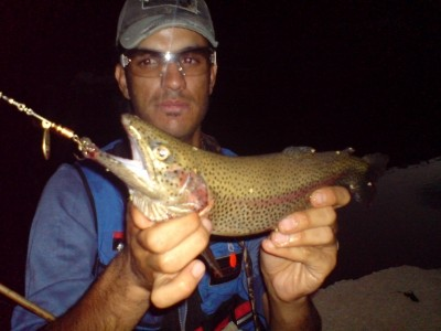 Photo of Ebi's 7/19/06 Trout, Rainbow