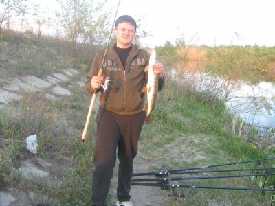 Photo of Liviu's 5/20/10 Pike, Northern