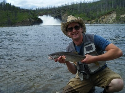Photo of Grant 's 6/12/11 Trout, Lake
