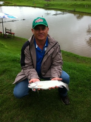 Photo of Uriel's 6/27/11 Trout, Rainbow
