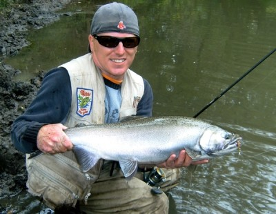 Photo of Ted's 9/18/11 Salmon, Coho (silver)
