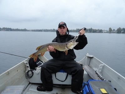 Photo of Chris's 9/29/11 Pike, Northern