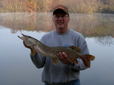 Photo of Bruce's 10/24/11 Pike, Northern