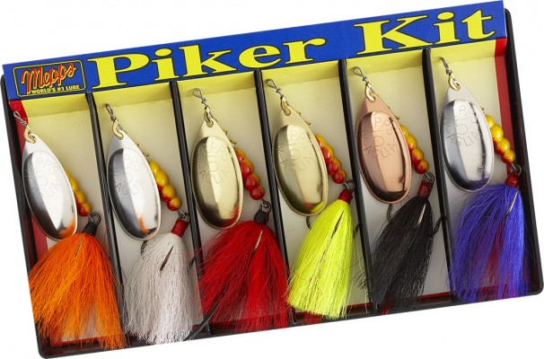 Piker Kit - Dressed #5 Aglia Assortment