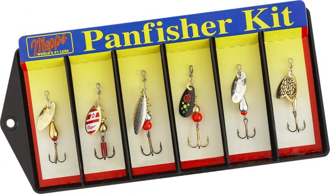 Panfisher Kit - Plain Lure Assortment