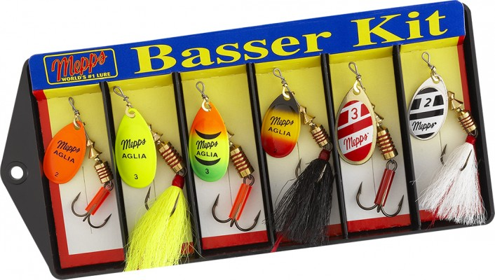 Basser Kit - #2 and #3 Aglia Assortment