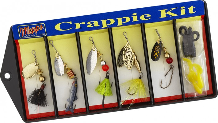 Crappie Kit - Plain and Dressed Assortment