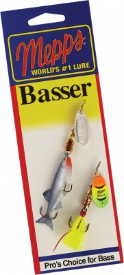 Basser Pak - #2 Dressed and Mino Spinners