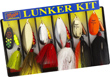 Icon of Lunker Kit - Dressed Lure Assortment