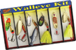 Walleye Kit - Plain and Dressed Lure Assortment Thumbnail