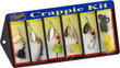 Icon of Crappie Kit - Plain and Dressed Lure Assortment