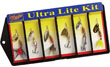 Icon of Ultra Lite Kit - #00 and #0 Lure Assortment