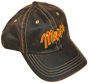 Rugged Brown Fishing Cap Thumbnail